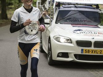 Rennen voor wie het niet kan: Wings for Life World Run