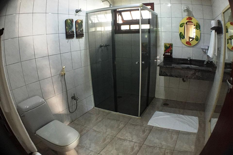 FLAT TÉRREO - POUSADA PURA VIDA