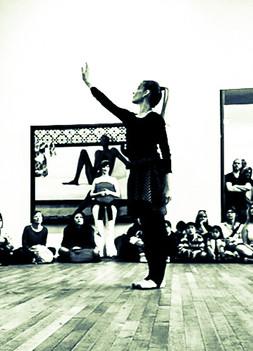 Antonia Franceschi - Tate Modern London