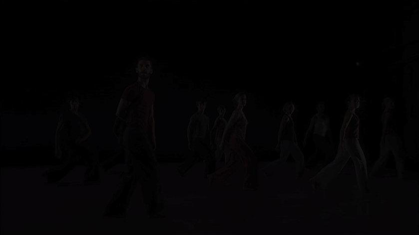 Nigredo - Richard Alston Dance Company - Produced by The Place