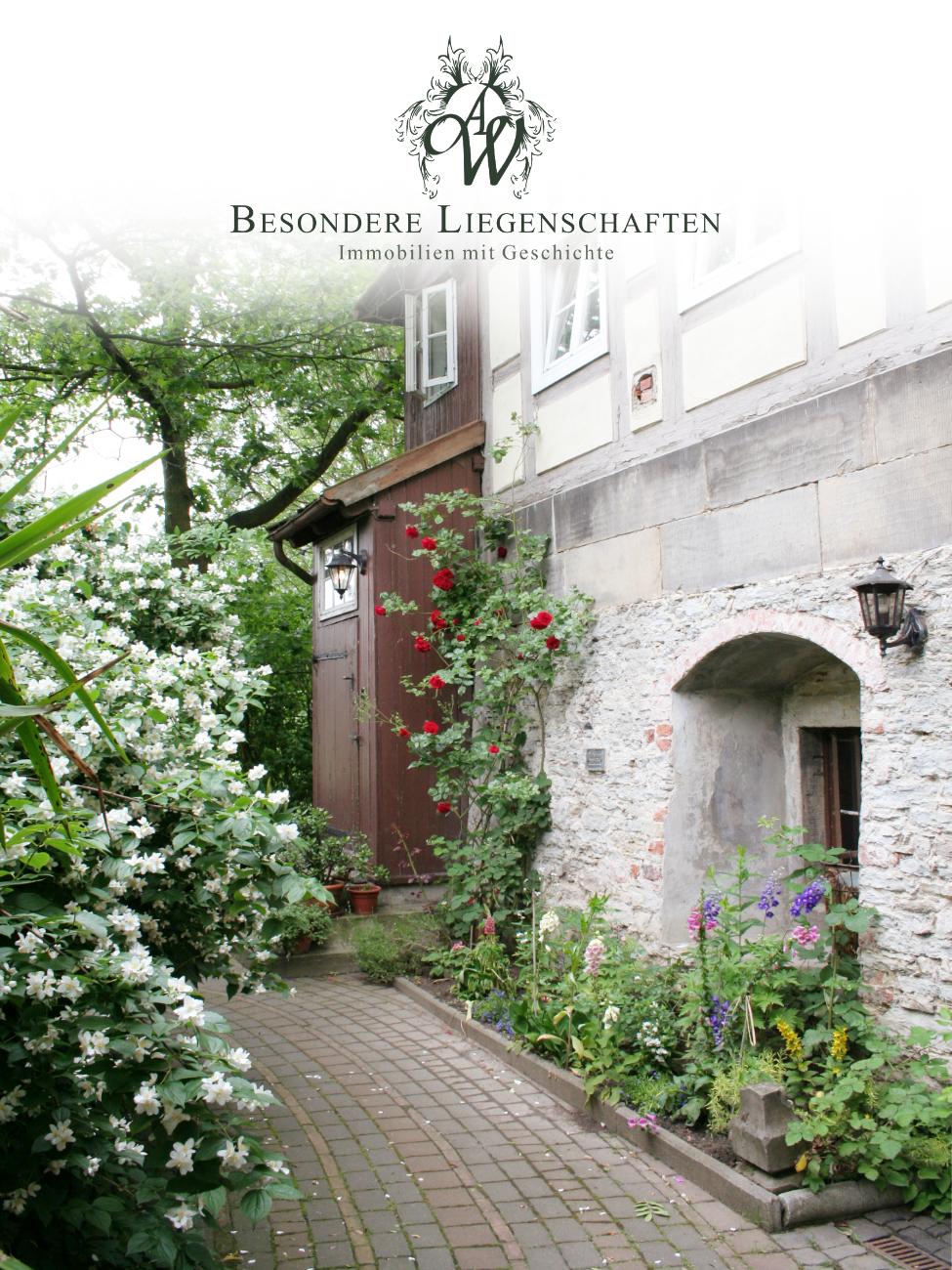 Besondere Liegenschaften – Immobilien mit Geschichte
