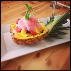Summer _foodlovers_cookshop time for refreshing fruit salad _) #chefnouveaucatering #foodloverscooks
