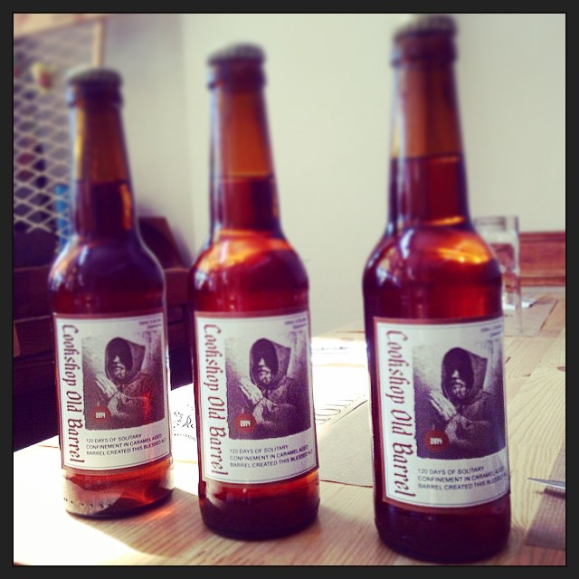 CookShop Old Barrel - caramel ale - now available _foodlovers_cookshop #foodloverscookshop #chefnouv