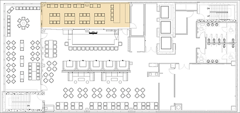 Vue Rooftop Bar Layout