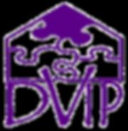 dvip house logo - purple transparent bac