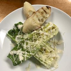 Rusic Caesar Salad