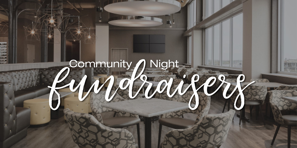Dine Out For Education - Community Night
