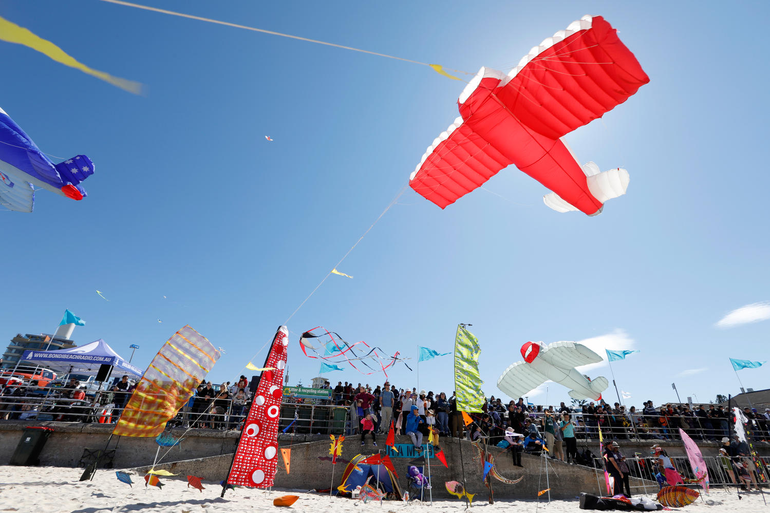 2018 Plane Kites (photo: Chris Pavlich)