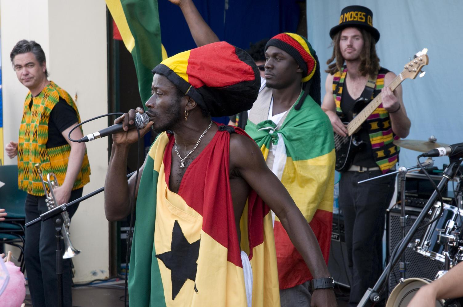 2010 Cultural Performances