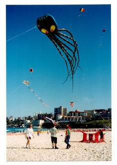 1994 Octopus Kite