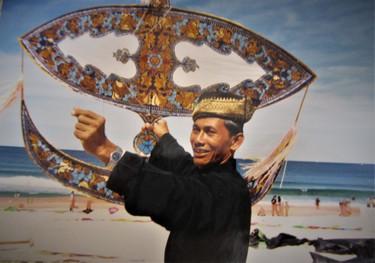 Multicultural Australia, taken in Bondi 90s. By Peter Royles