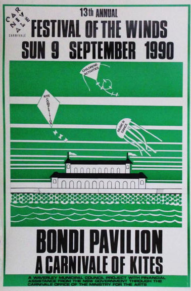 Poster 1990 a.