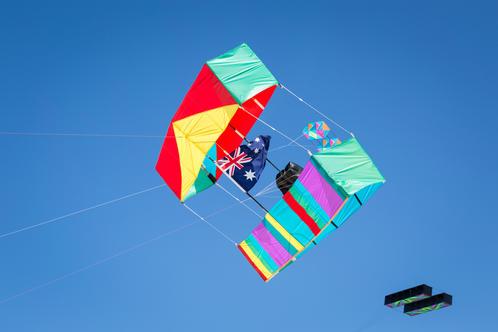 2015 Box Kite (Photo:Matt Fallon)