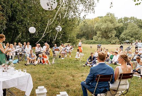 Freie Trauung fotografiert von Ralph Lobstädt