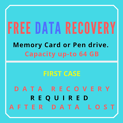 FREE Data Recovery for Memory Card