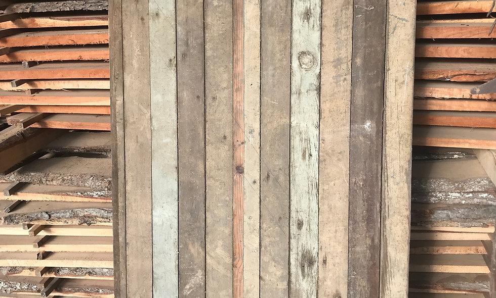 Reclaimed Tongue and groove barn door