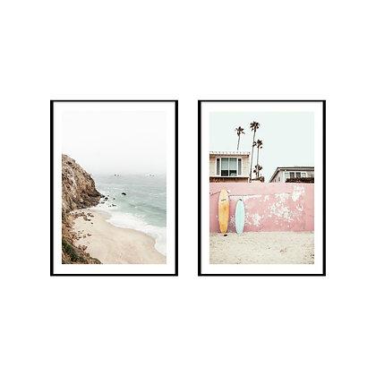 Coastal Print - Set of 2 Prints
