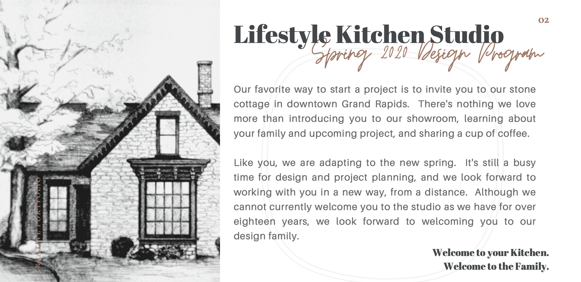 Spring Design Program