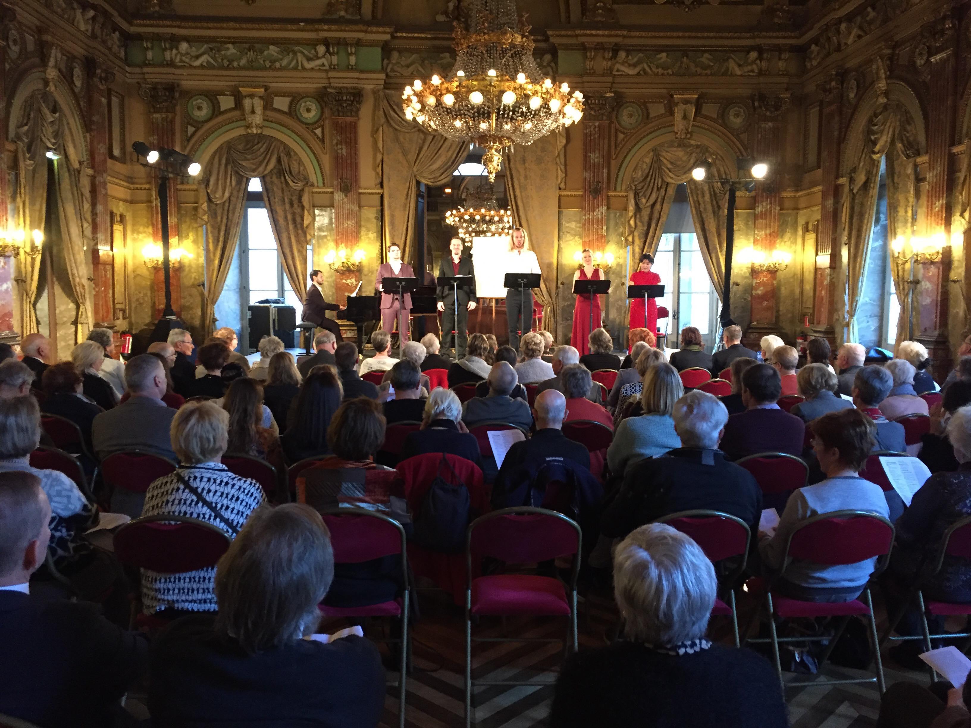lunchconcert Opera Vlaanderen