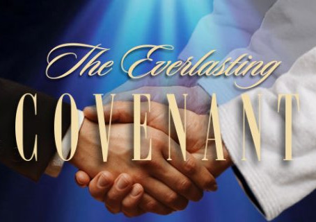When was the Everlasting Covenant cut?  (The Eternal Ministry of Jesus Christ, Part 4)