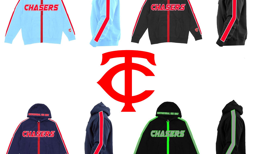 Chasers Hoodies