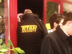 Türsteher Titan Security