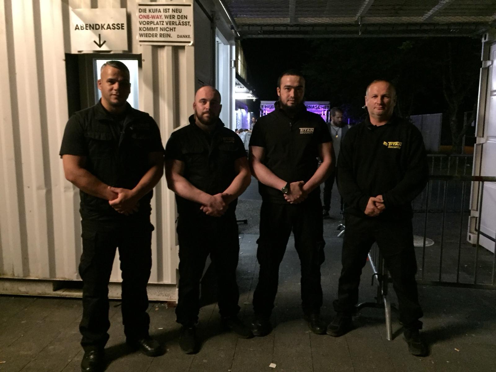 sicherheits team