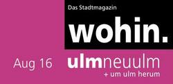 August-Ausgabe: wohin.ulm