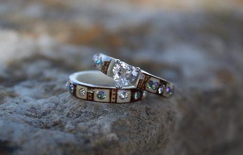 Enchanted Heart set