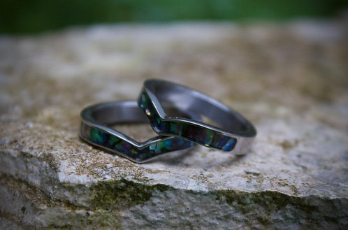 pointed abalone band