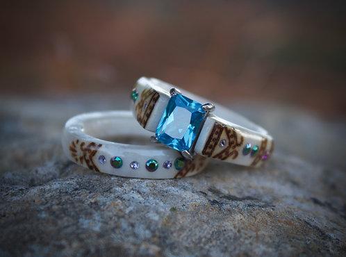 Aqua stone set