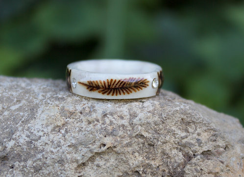 Tribal feather band