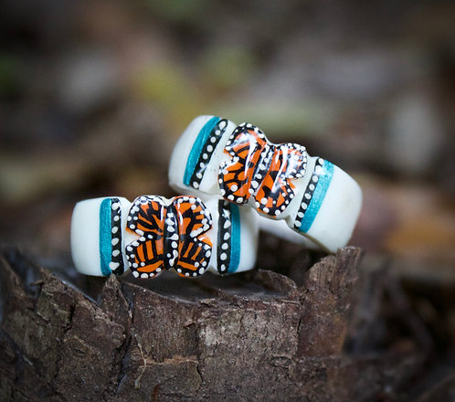 monarch butterfly band
