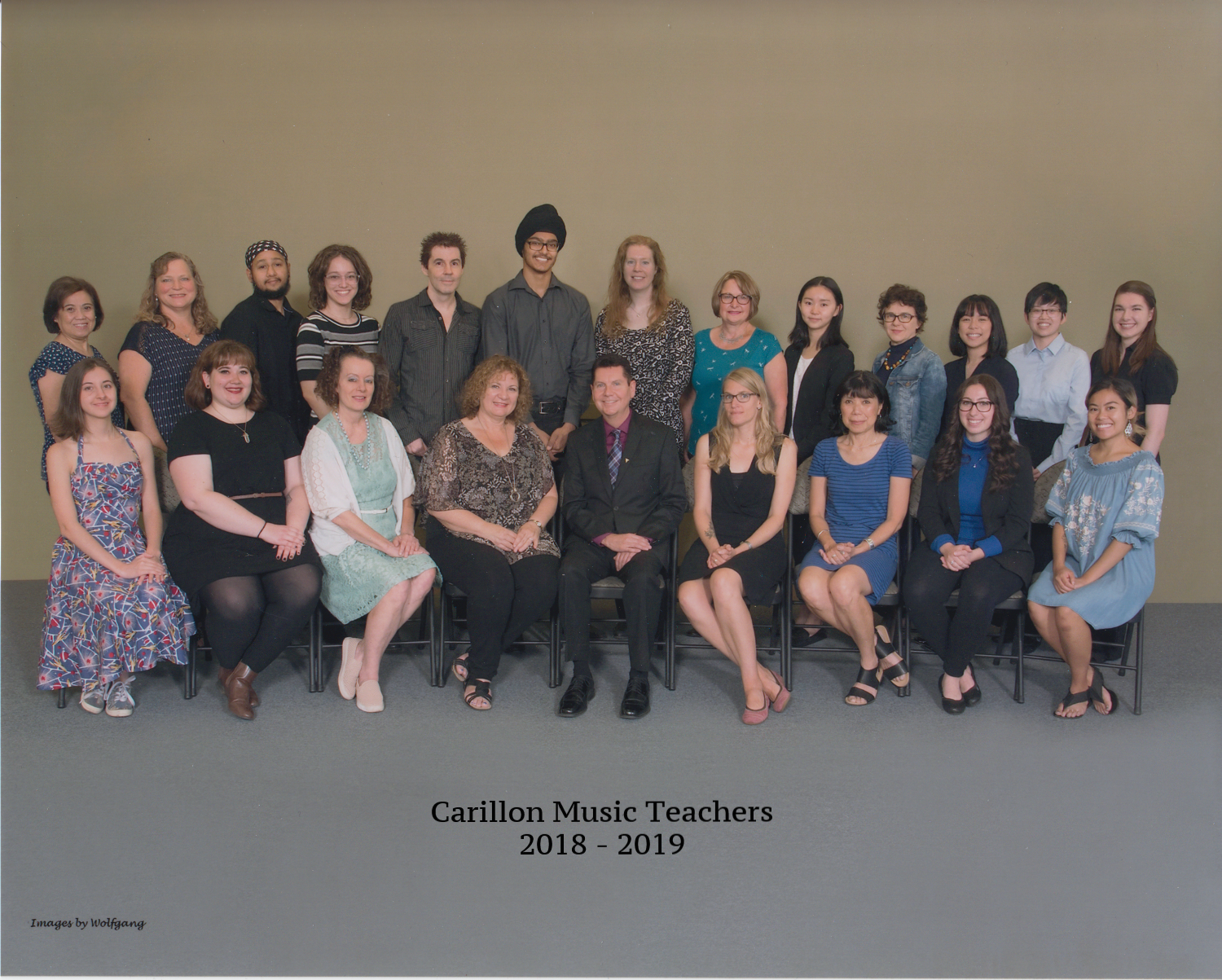 Carillon Music Teachers