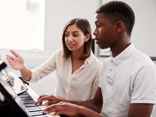 The Benefits of Attending Private Music Lessons