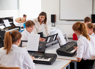 Why Group Music Lessons Are Great for Kids