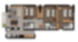 punto panamericano 3 habitaciones modelo D