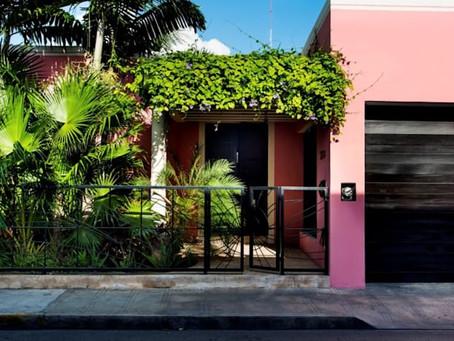 Hermosas casas de bajo precio de construcción