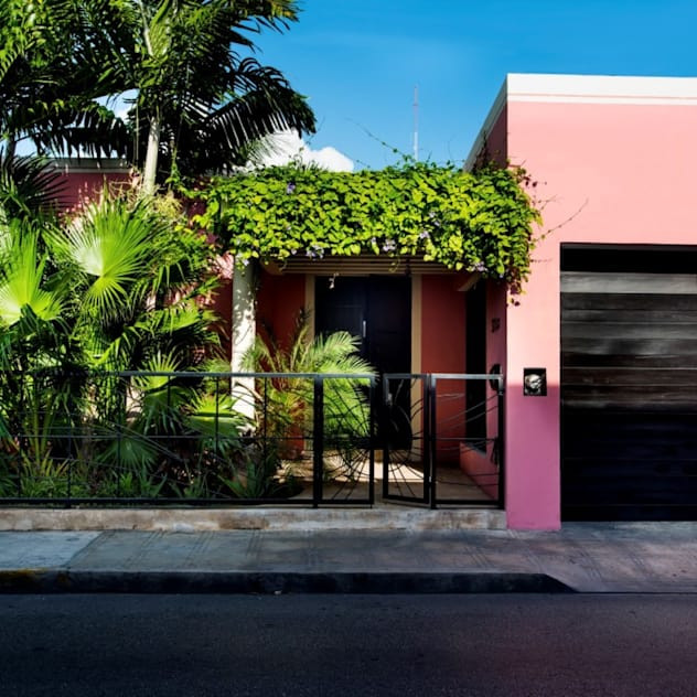 Fachada de Taller Estilo Arquitectura  | la gaceta inmobiliaria