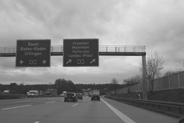 Der Roadtrip in die Pfalz
