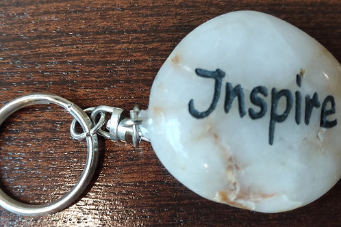 Affirmation Key Chain