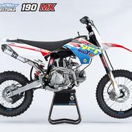 YCF BIGY FACOTRY DAYTONA 190 MX