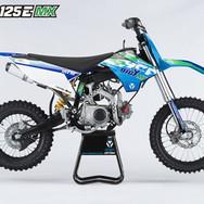 YCF BIGY 125E MX