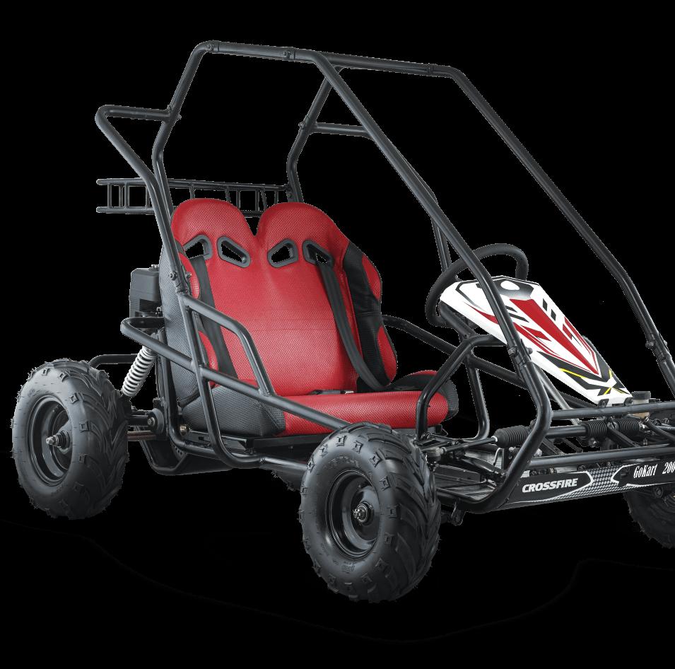 Crossfire Go-kart 200 main