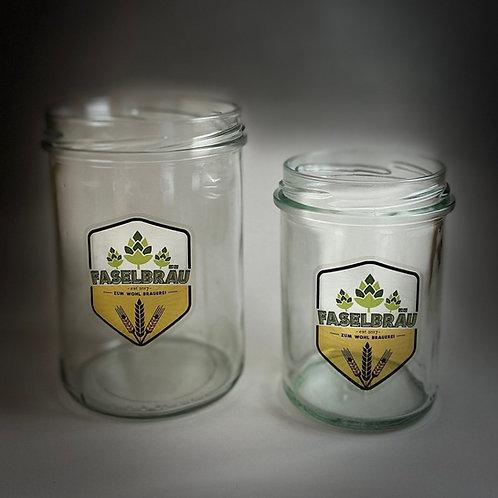 Faselbräu Biergläser