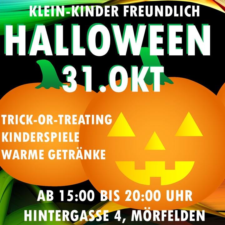 Halloween bei Faselbräu (Klein-Kinder Freundlich)