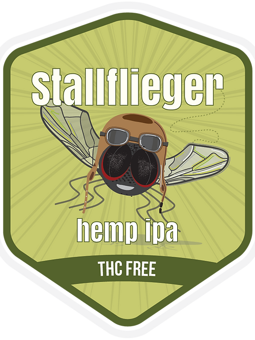 Stallflieger - Hemp IPA