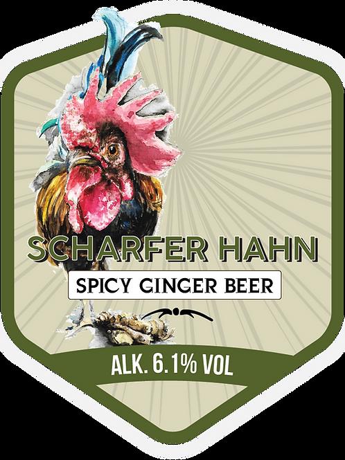 Spicy Ginger Beer
