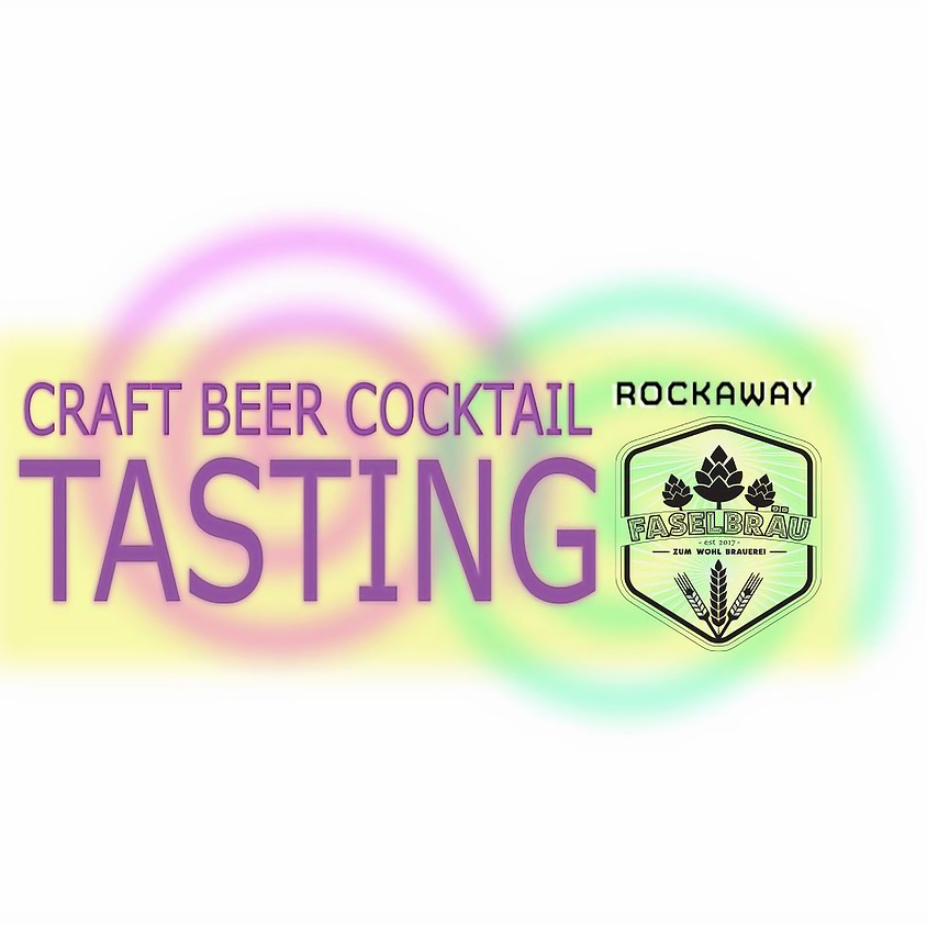 Craft Beer Cocktail Tasting (Online)