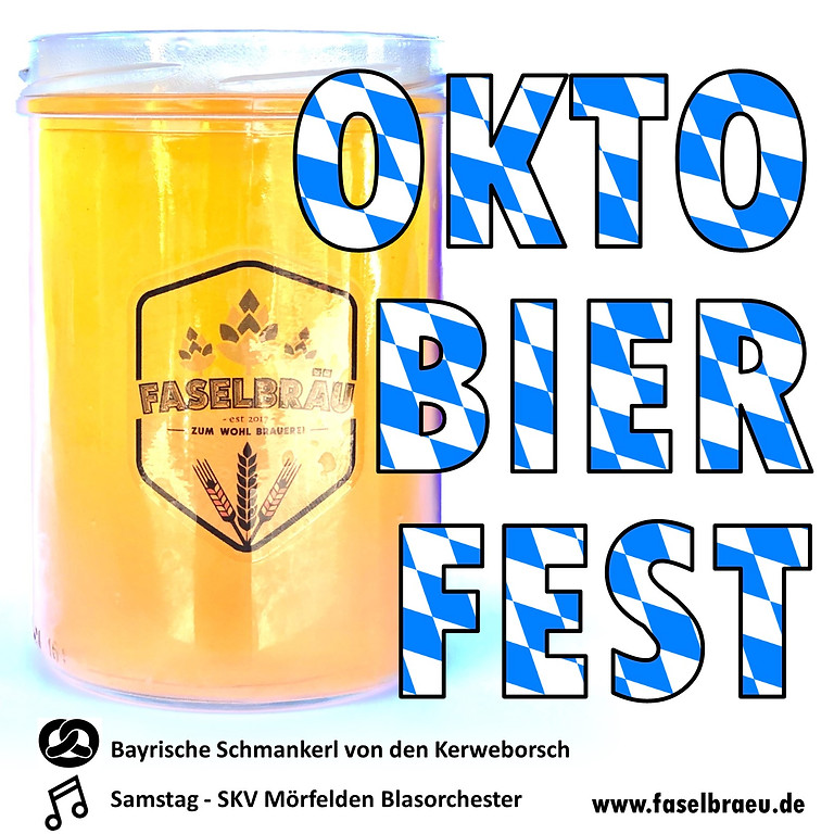 OKTOBIERFEST - OKT 11